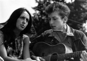 Joan-Baez-Bob-Dylan-canciones-folk