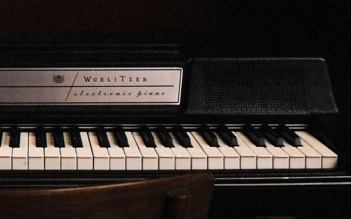 piano eléctrico aprender canciones y música