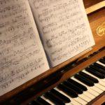 Partitura musica propiedad intelectual