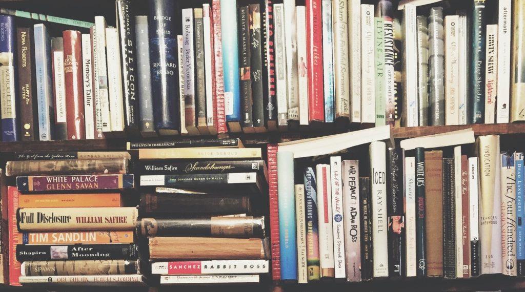 librería y literatura