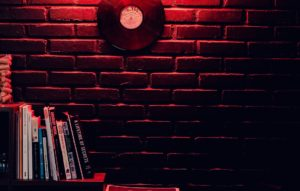 libros y disco