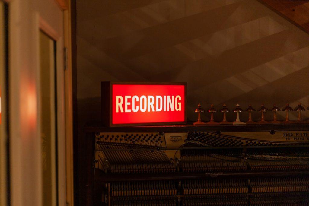 Produciendo una canción