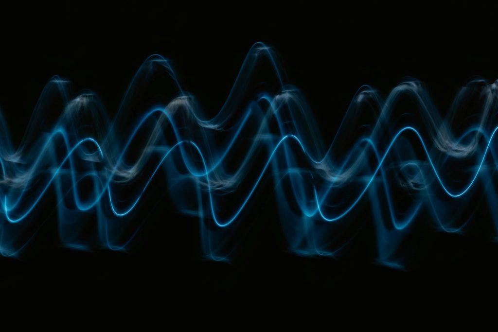 sonido en las canciones