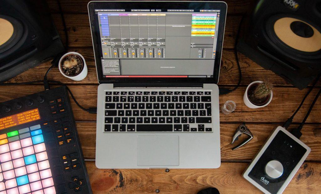 Espacio de creación musica cancion