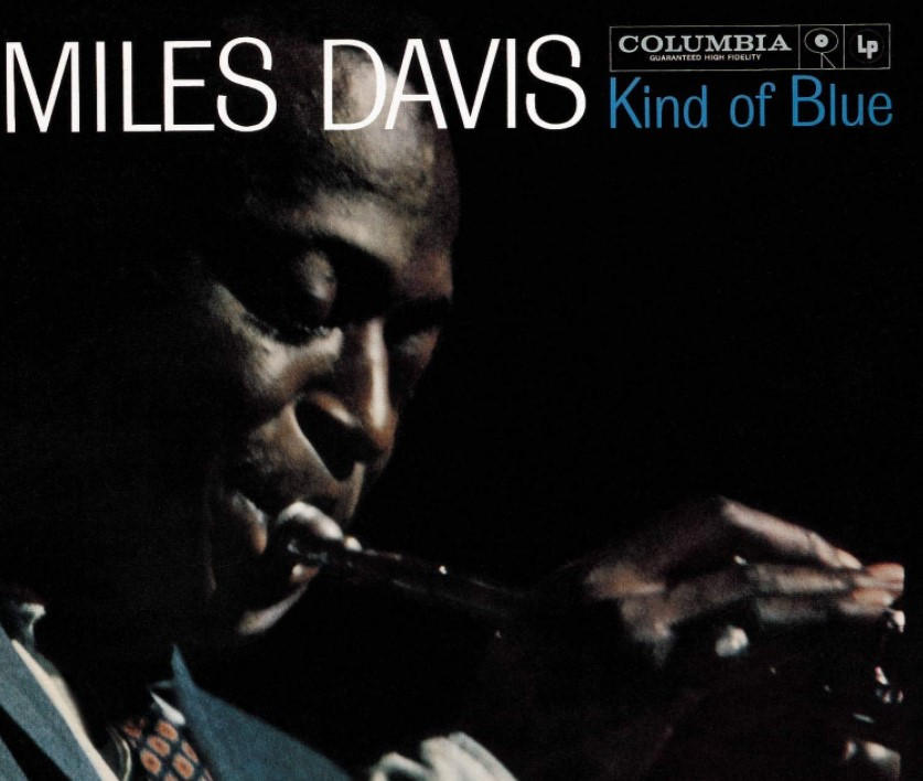 KInd of Blue, de Miles Davis. Jazz modal